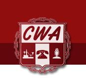 CWA 7800 Local Logo